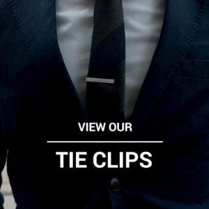 Tie Clips & Slides